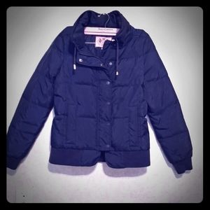 Juicy Couture Down puffer jacket SZ Med